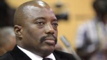 Le président de la République démocratique du Congo, Joseph Kabila. REUTERS/James Akena