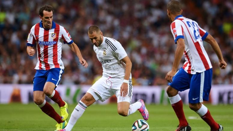 Supercoupe d'Espagne aller : Le Real Madrid et l'Atletico (1-1) laissent la décision à vendredi