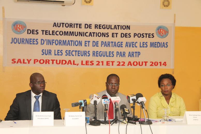 Séminaire d'imprégnation sur Télécoms et TIC : l'ARTP arme des journalistes
