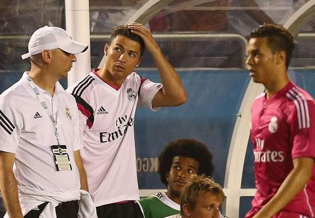 Real Madrid : Ronaldo «est prêt»