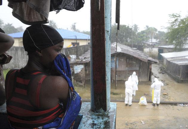 RDC:L'OMS envoie des équipements de protection contre Ebola