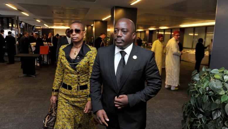 Le président de la RDC, Joseph Kabila. AFP PHOTO
