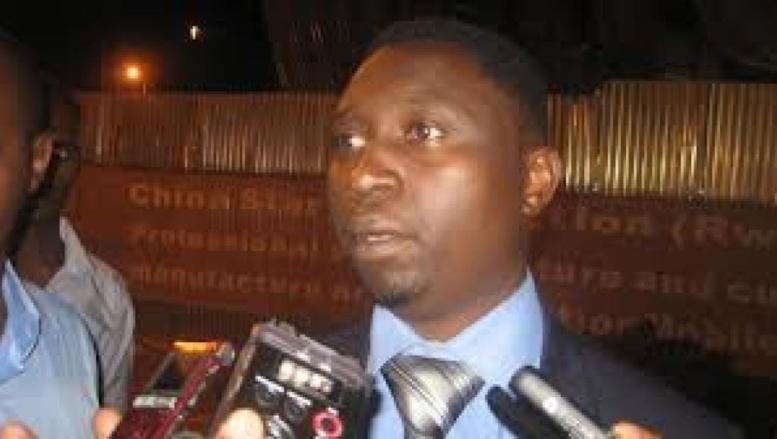 Frank Habineza, président du Parti vert démocratique. Rwandagreendemocrats.org