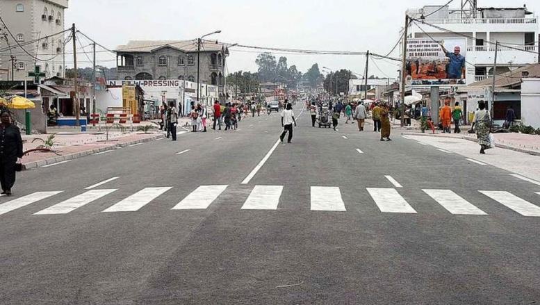 Rue de Brazzaville. Photo: Jomako; source: Wikipédia