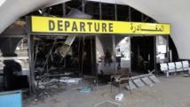 L'aéroport de Tripoli est fermé depuis plus d'un mois. REUTERS/Aimen Elsahli