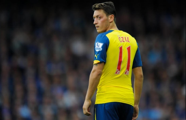 Mesut Ozil : «Je suis un des meilleurs N°10 au monde»