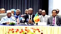 Une première phase de discussions s'étaient tenue en juillet dernier à Alger. AFP/Farouk Batiche