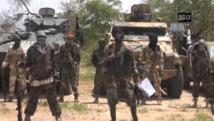 Capture d'écran d'une vidéo du groupe islamiste nigérian, diffusée le 13 avril 2014, qui montre le leader de Boko Haram, Abubakar Shekau. AFP PHOTO / BOKO HARAM