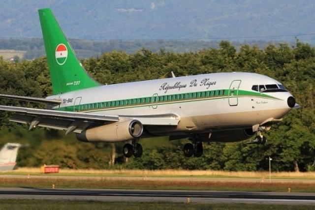 Le pauvre Niger s'offre un avion présidentiel à 36 millions
