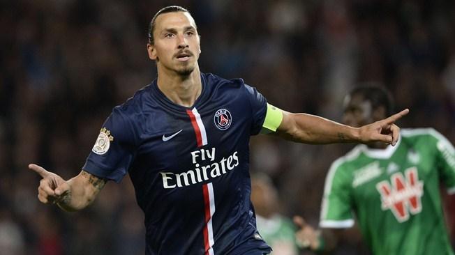 Trois pour Zlatan, quatre contre le Real