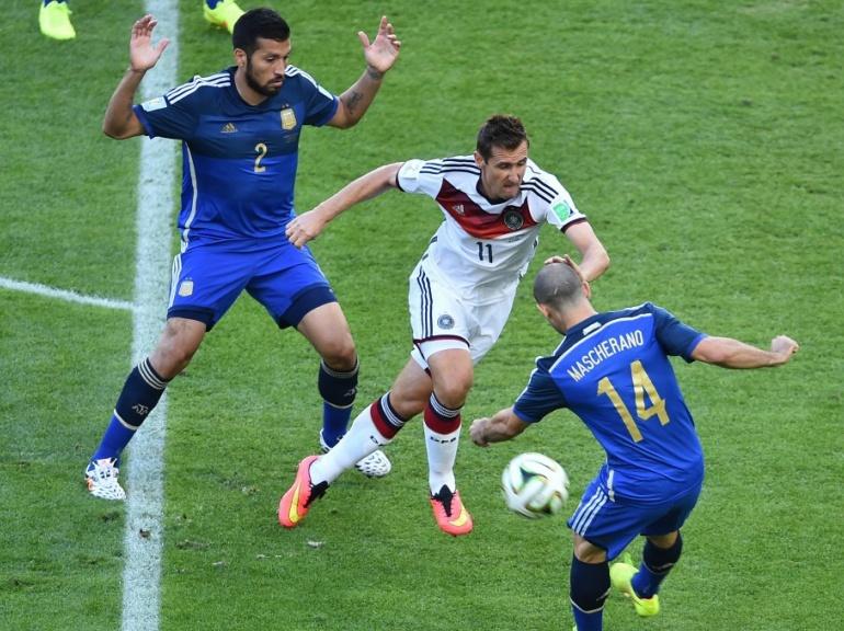 Football-12 matches amicaux ce mercredi: Allemagne vs Argentine, le remake de la finale
