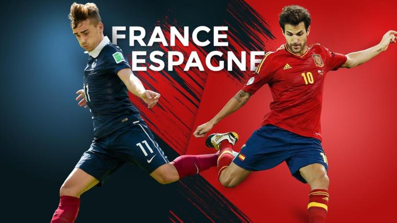 France - Espagne - amical :les équipes probables