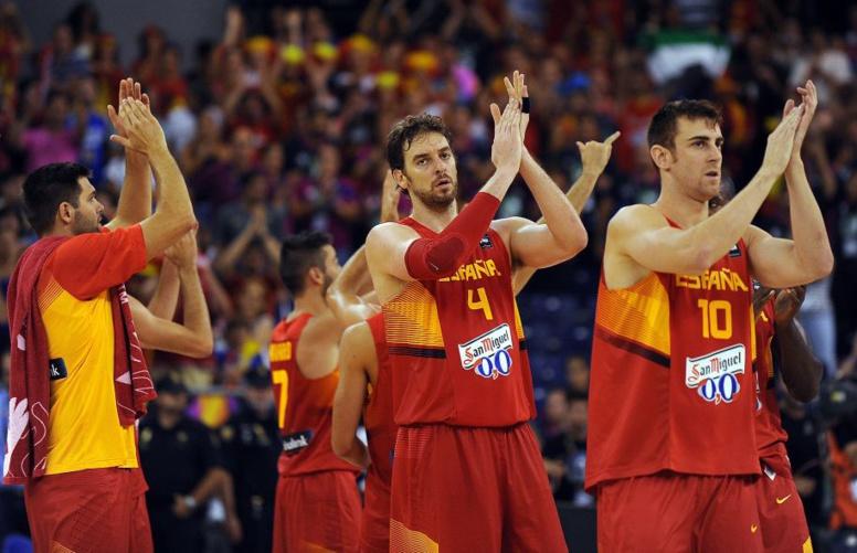 Mondial Basket: L'Espagne était trop forte pour la France