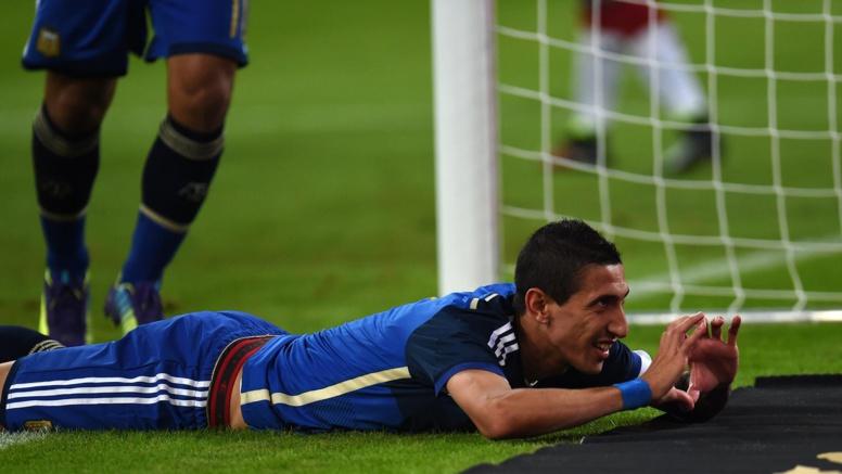 Amical : Grâce à Di Maria, l'Argentine prend sa revanche face à l'Allemagne (2-4) en match amical