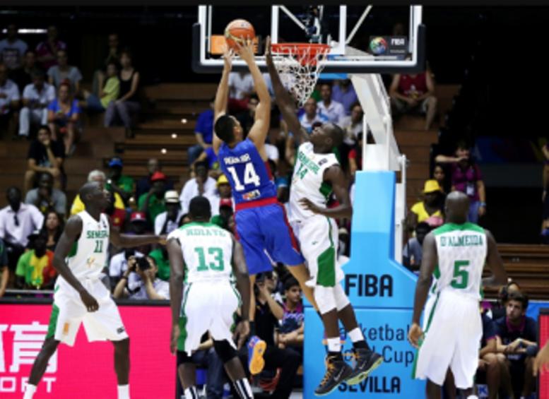 """Mondial Basket-Sénégal vs Philippines (79-81): Les """"Lions"""" ratent le coche et attendent le verdict Croatie vs Porto Rico pour les 8es"""