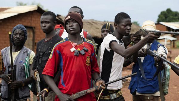 La Centrafrique en rage à Visa pour l'image