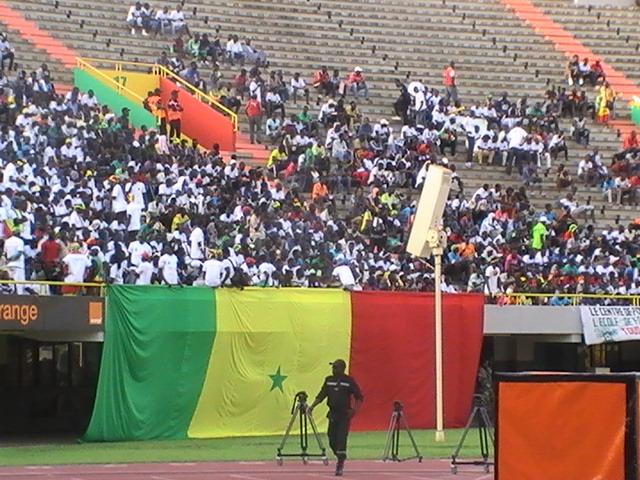 Reportage - Sénégal- Egypte (2-0): Léopold Sédar Senghor a de nouveau vibré