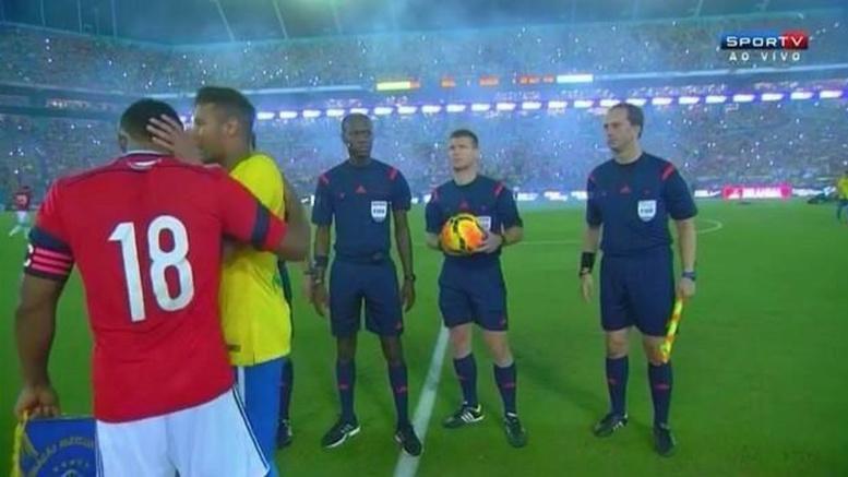 Neymar a pardonné à son bourreau du Mondial