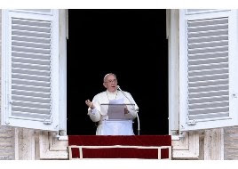 """""""Insulter n'est pas chrétien"""", Pape François"""