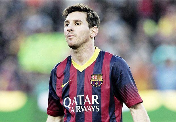 Barca : Messi a repris l'entraînement