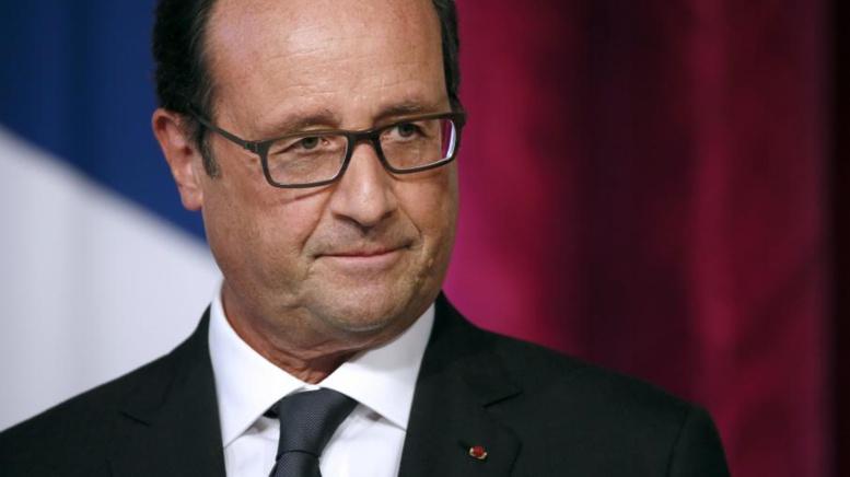"""Polémique sur """"les sans-dents"""" : Hollande dénonce """"un mensonge"""" qui le """"blesse"""""""