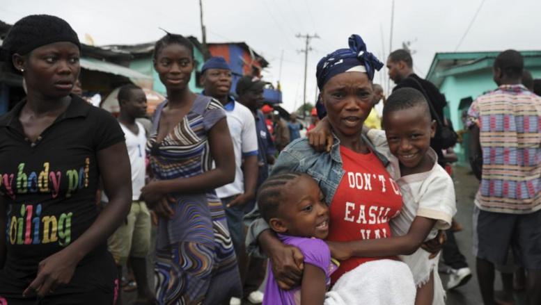 Ebola: le cri d'alarme du Liberia devant l'ONU