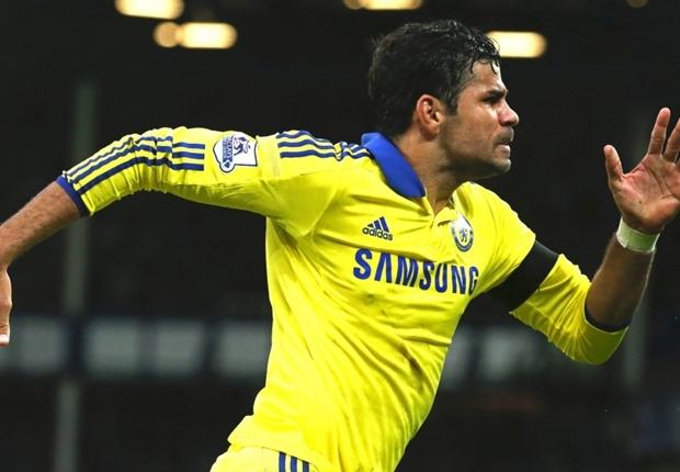 Premier League : Diego Costa élu joueur du mois d'Août