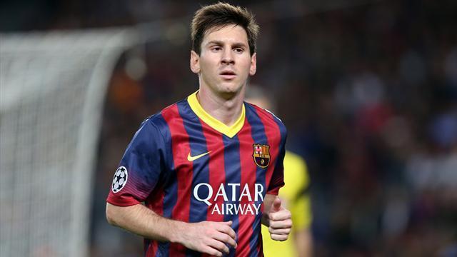 Barca : Messi de retour