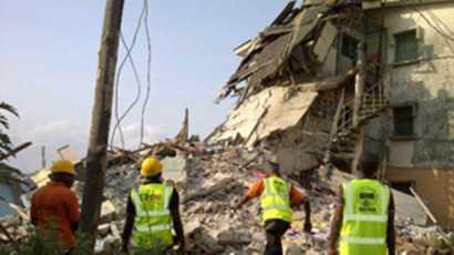 Un immeuble dont les normes de sécurité n'étaient pas respectées s'était déjà effondré le 22 novembre 2012