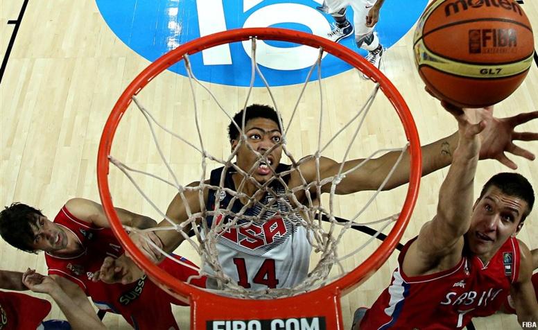 Basket coupe du monde team usa sur le toit du monde - Coupe du monde de basket ...