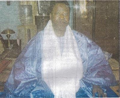 Pedro Diouf décroche gros pactole sans appel d'offres