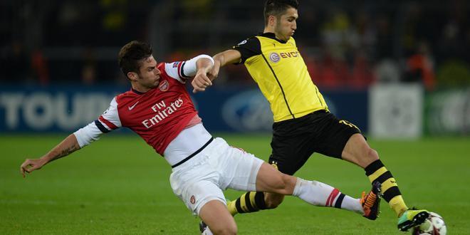 Ligue des Champions - Dortmund et Arsenal prêts pour le show