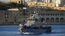 Le nombre de navires transportant des migrants vers l'Europe ne cesse d'augmenter