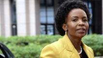 """Maite Nkoana Mashabane, ministre sud-africaine des affaires étrangères, évoque de élections """"libres, honnêtes et démocratiques"""""""