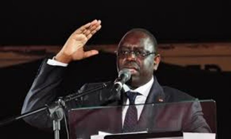 Macky Sall gonflé à bloc devant ses maires : « Pour 2017, nous n'avons pas d'adversaire »