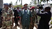 Le général Antonio Indjai, le 7 novembre 2012 à Bissau. REUTERS/Joe Penney/Files