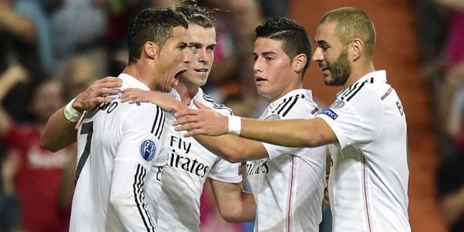 Ligue des Champions - Le Real se régale, Dortmund, Liverpool et la Juve démarrent bien