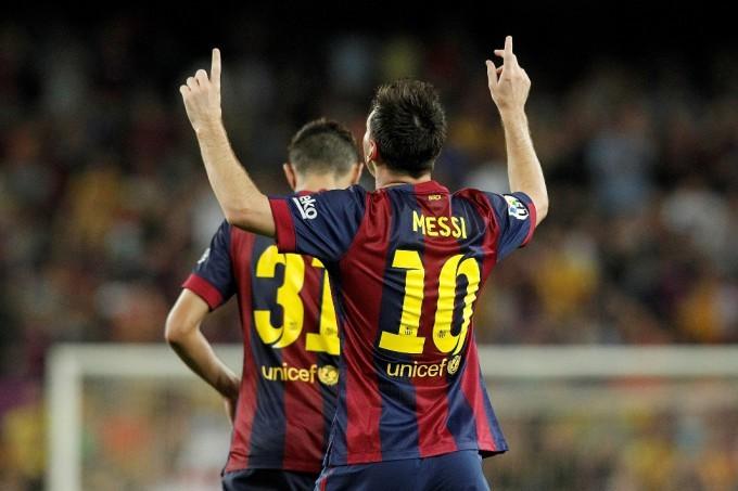 LDC– FC Barcelone - Apoel : Messi et le nouveau Barça