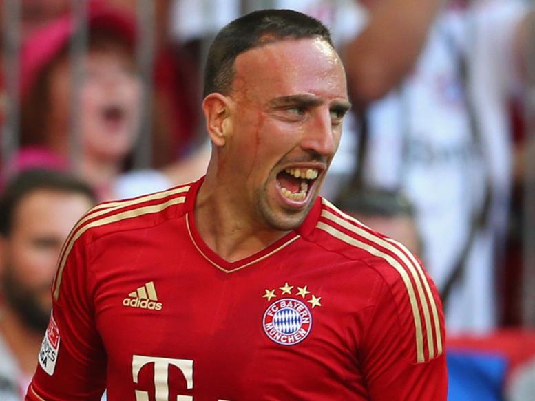 Football- Ribéry énervé par ses blessures, Guardiola aussi