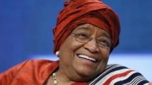 La présidente du Liberia Ellen Johnson Sirleaf a remercié les partenaires dela lutte contre Ebola