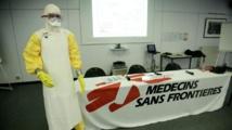 Ebola : ce que l'on sait de l'humanitaire française rapatriée