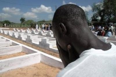Commémoration du naufrage du bateau le « Joola » : Messe diocésaine en l'église Saint Pierre de Baobabs, le 28 septembre