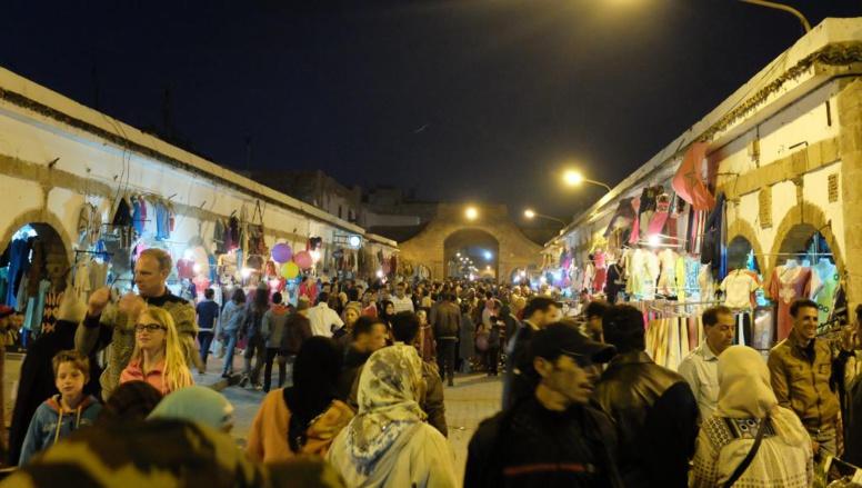 Le recensement général de la population marocaine est terminé. Les données seront dévoilés d'ici décembre 2014. RFI/Sabine Cessou