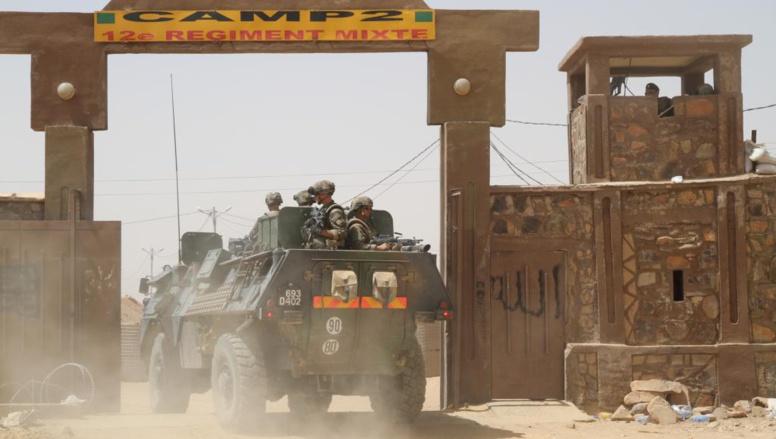 Mali: onze soldats maliens décorés par l'armée française