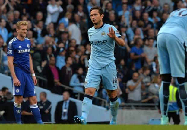 Angleterre: Lampard prive Chelsea de victoire à City