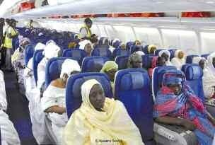 Médine : arrivée des pèlerins du deuxième vol, ce lundi