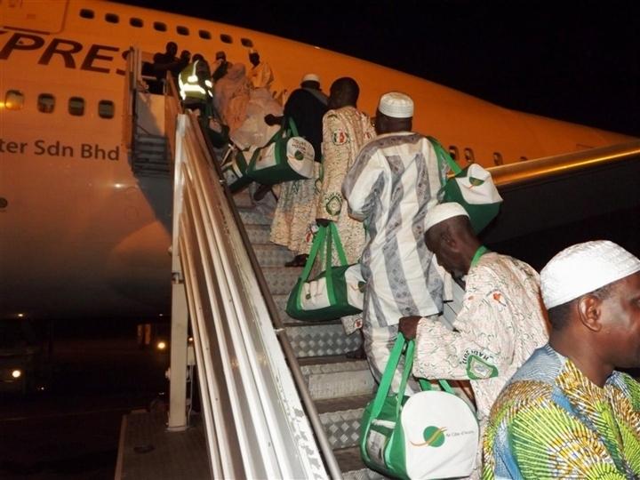 Pèlerinage 2014 : les fausses notes s'accumulent avec les vols en retard