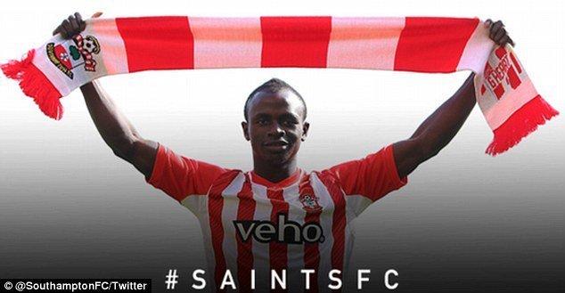 League Cup : Sadio Mané débute avec Southampton face à Arsenal