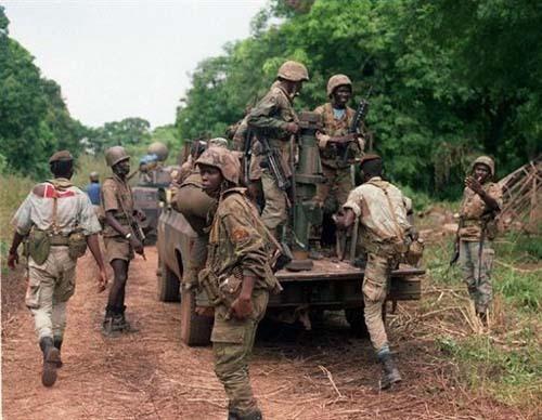 Affrontement dans le sud : le MFDC accuse l'armée d'avoir bombardé certains de ses bases