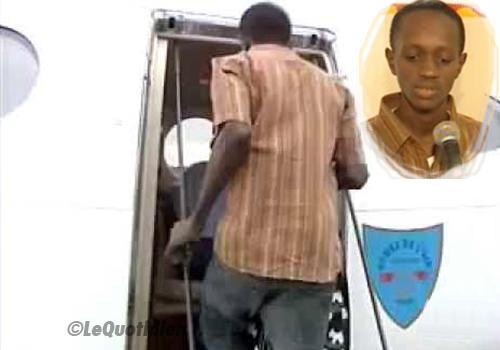 Ebola : l'avion de l'étudiant guinéen guéri de la maladie au Sénégal, interdit d'atterrissage chez lui